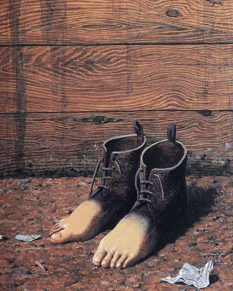 René Magritte y el Surrealismo Mágico » Trianarts