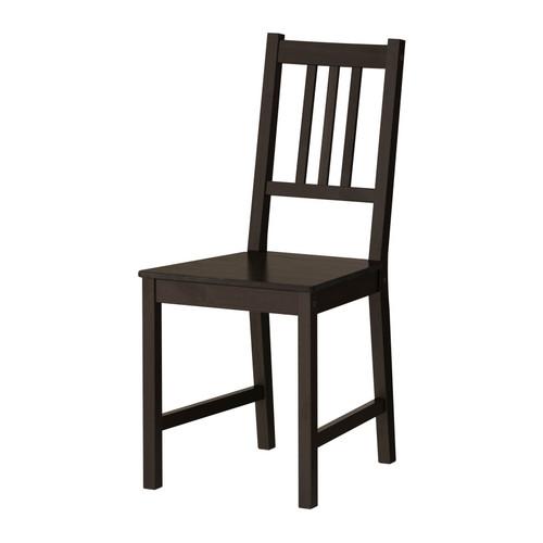 Stefan Chair Brown Black Ikea Ikea Dining Chair Ikea Dining Ikea Chair