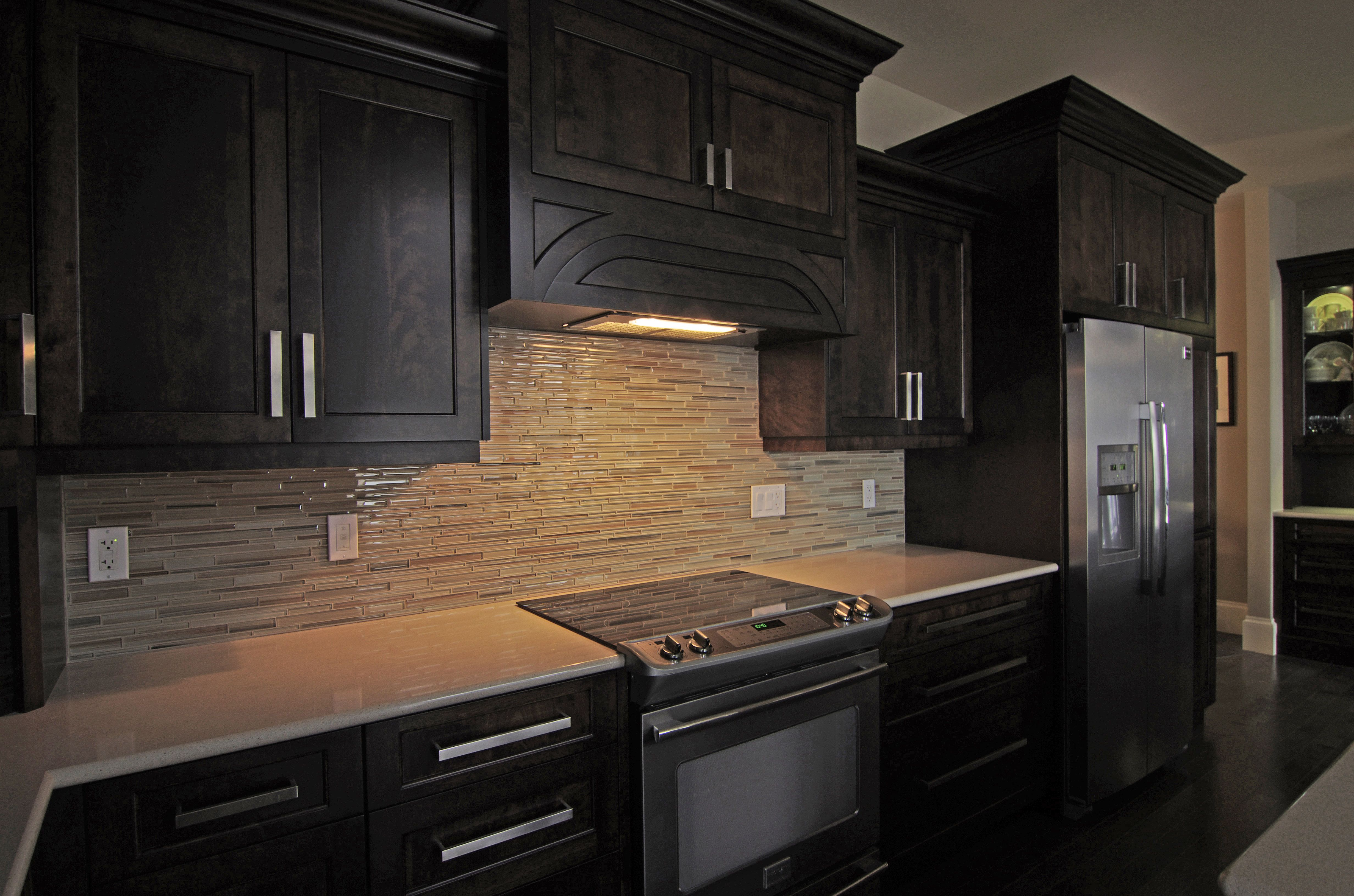 beautiful black kitchen cabinets Beautiful Kitchen Cabinets Photo Gallery | this beautiful
