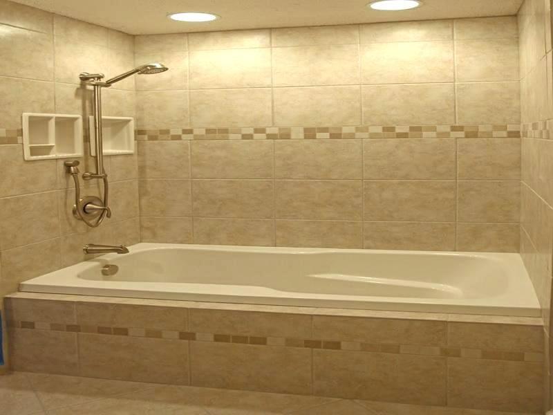 Tile Designs Around Bathtub Tile Around Bathtub Bathroom Tile