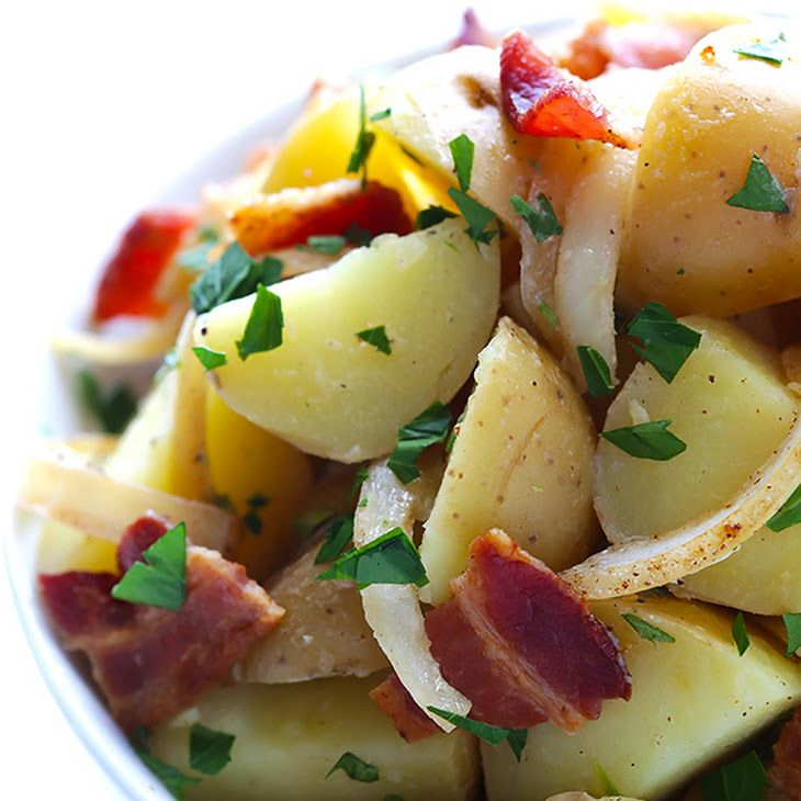 Best Potato Salad With Apple Cider Vinegar