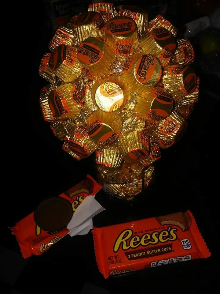 Reeses Candy Trees