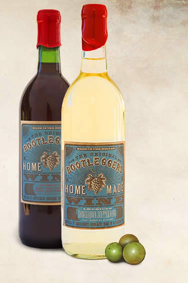 Bootleggers Homemade Wine Began With Two Country Winemakers Who Just Happen To Be Sisters To Create The Finest Homegrown Ap Homemade Wine Homemade Best Fruits