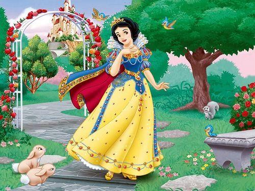 Disney Princess Snow White Wallpaper 1