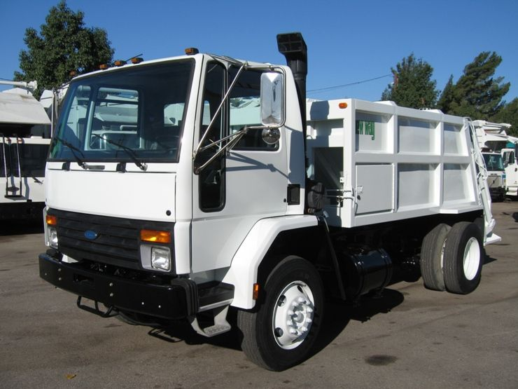 Garbage Truck And Street Sweeper Sales