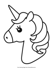 Cute Unicorn Unicorn Coloring Pages Birthday Coloring Pages Unicorn Printables