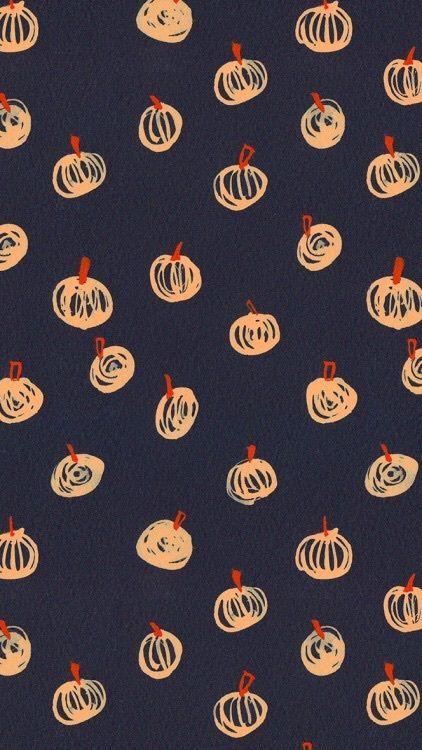 wallpaper, Halloween, and pumpkin pattern #halloweenbackgroundswallpapers