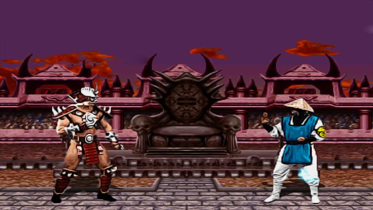 Shao Kahn Raiden Mortal Kombat Skeletor Character