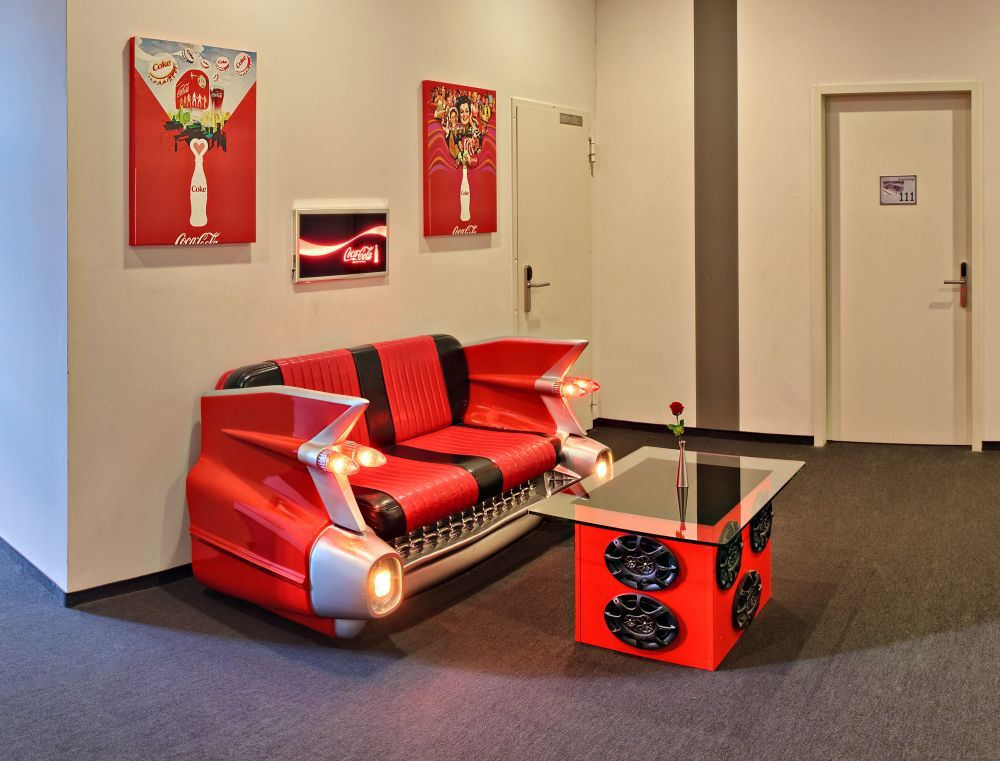 Germany For Car Lovers 11 Experiences That Will Make Your Heart Race Furniture Rustic Industrial Decor Hotel