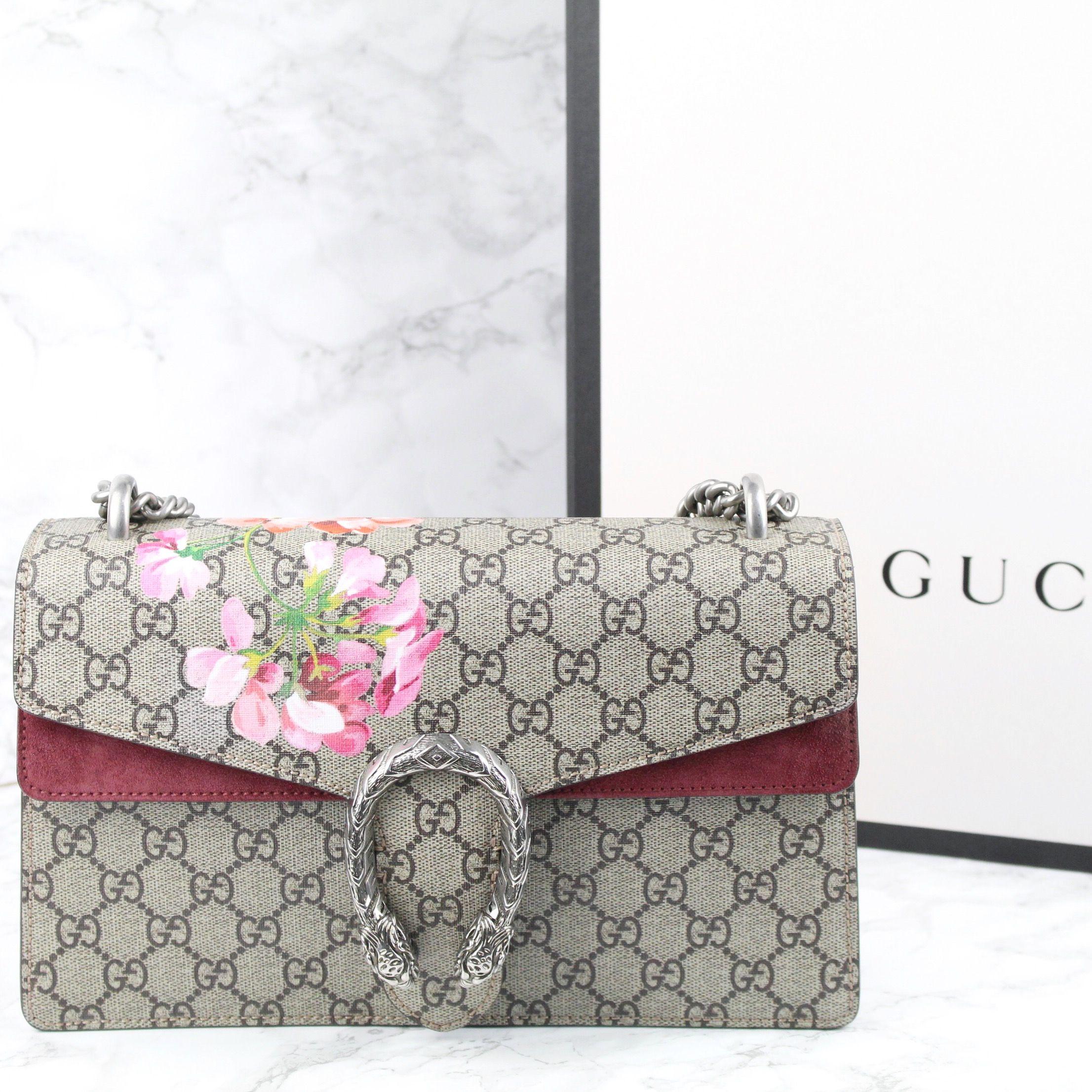 a4b685a99856 Gucci Dionysus Bag with floral print | Gucci Handbags in 2019 ...