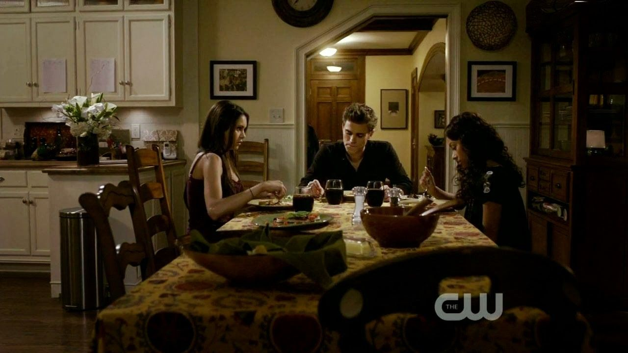 The Little White House On The Seaside: The Vampire Diaries