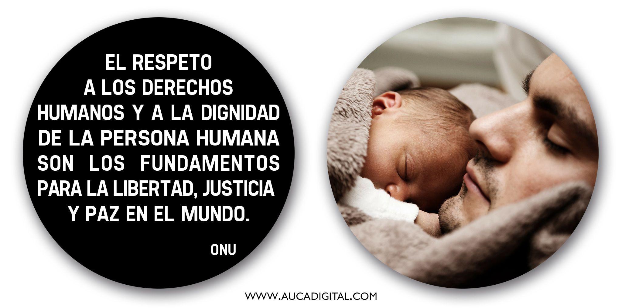 Día De Los Derechos Humanos Por Un Mundo De Equidad Y