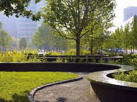 Nelson Byrd Woltz Landscape Architects City Garden St Louis Mo