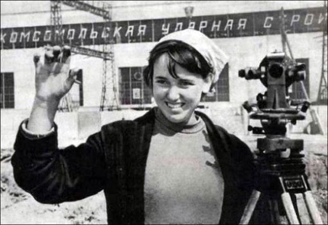 Women from the USSR