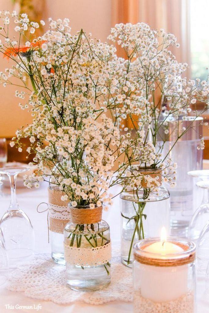 50+ besten Hochzeitsdekorationen Ideen auf A Budget_33 - Angelica Heitzinger Dekoration Blog #weddingonabudget