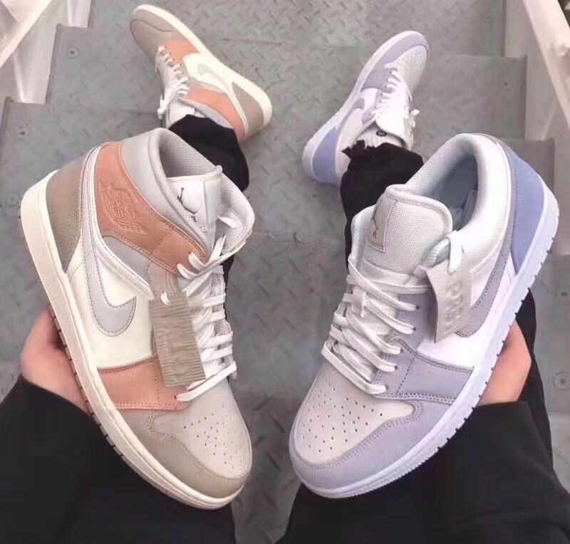 Air Jordan 1 Mid Milan On Feet In 2020 Jordan Shoes Girls Fashion Shoes Sneakers Nike Shoes Outfits