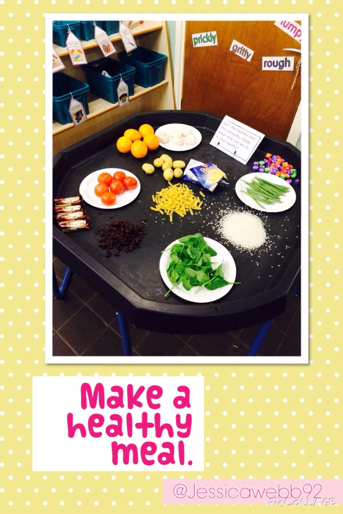 Design A Healthy Meal Food Topic Healthy Eating Healthy