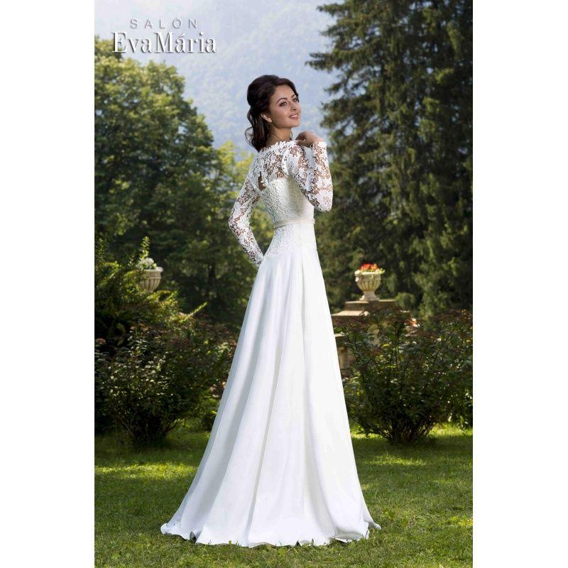 Svadobné šaty s krajkovaným vrškom Verona