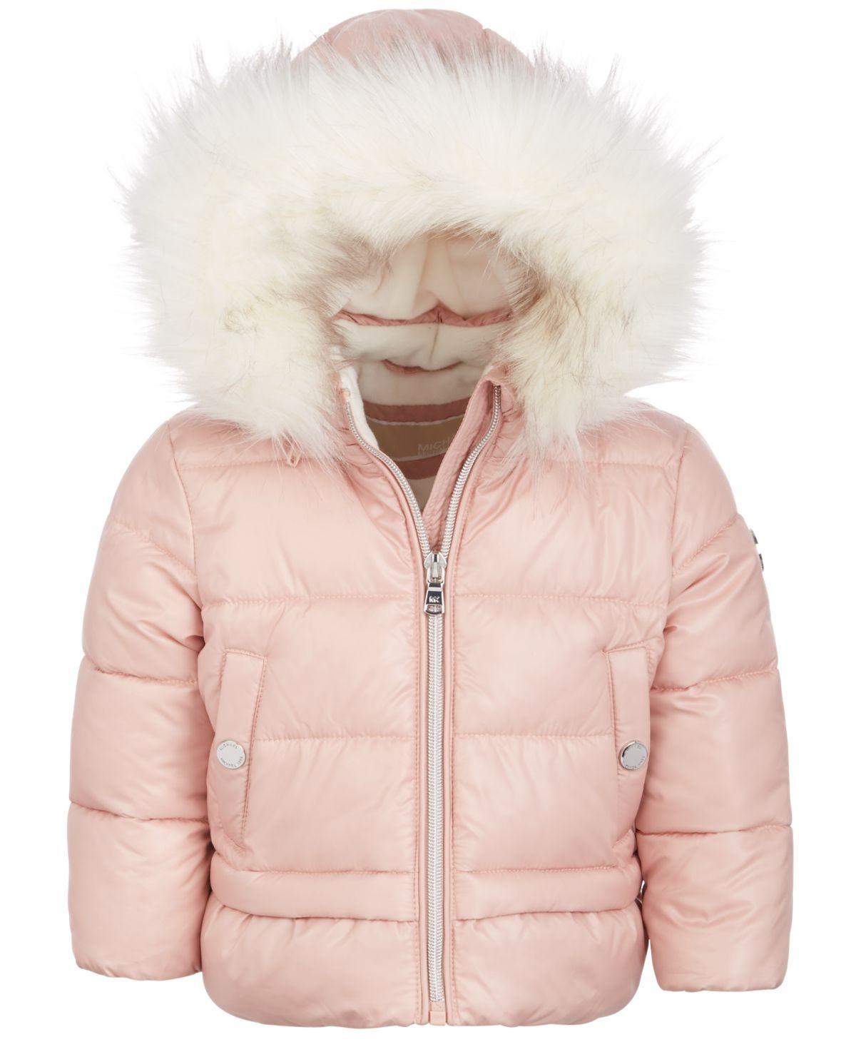 Pin By Tamara On Baby Clothes Wish List Puffer Jacket Fur Hood Girls Puffer Jacket Girls Faux Fur [ 1467 x 1200 Pixel ]