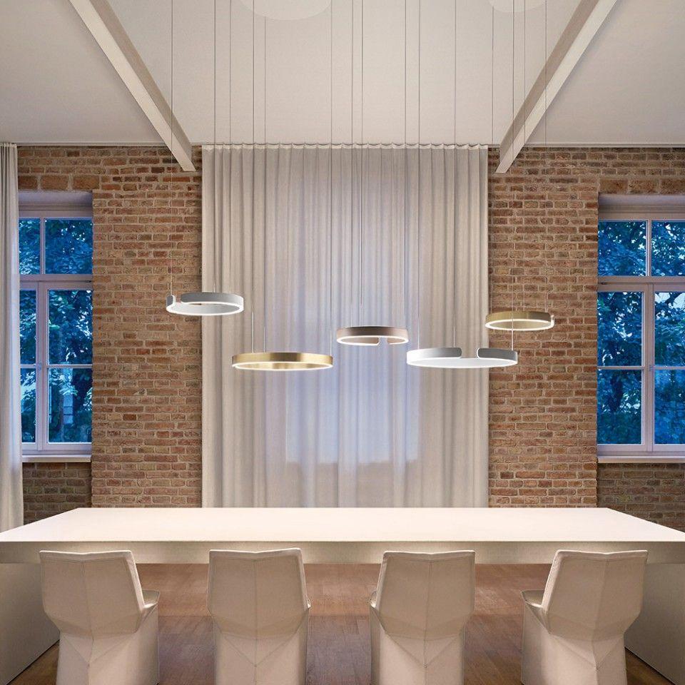 Mito Inspirationsseite Occhio Esszimmer Beleuchtung Wohnungsbeleuchtung Lampen