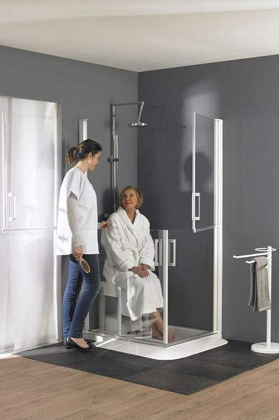 diseno de ba o para discapacitados instalaci n de duchas