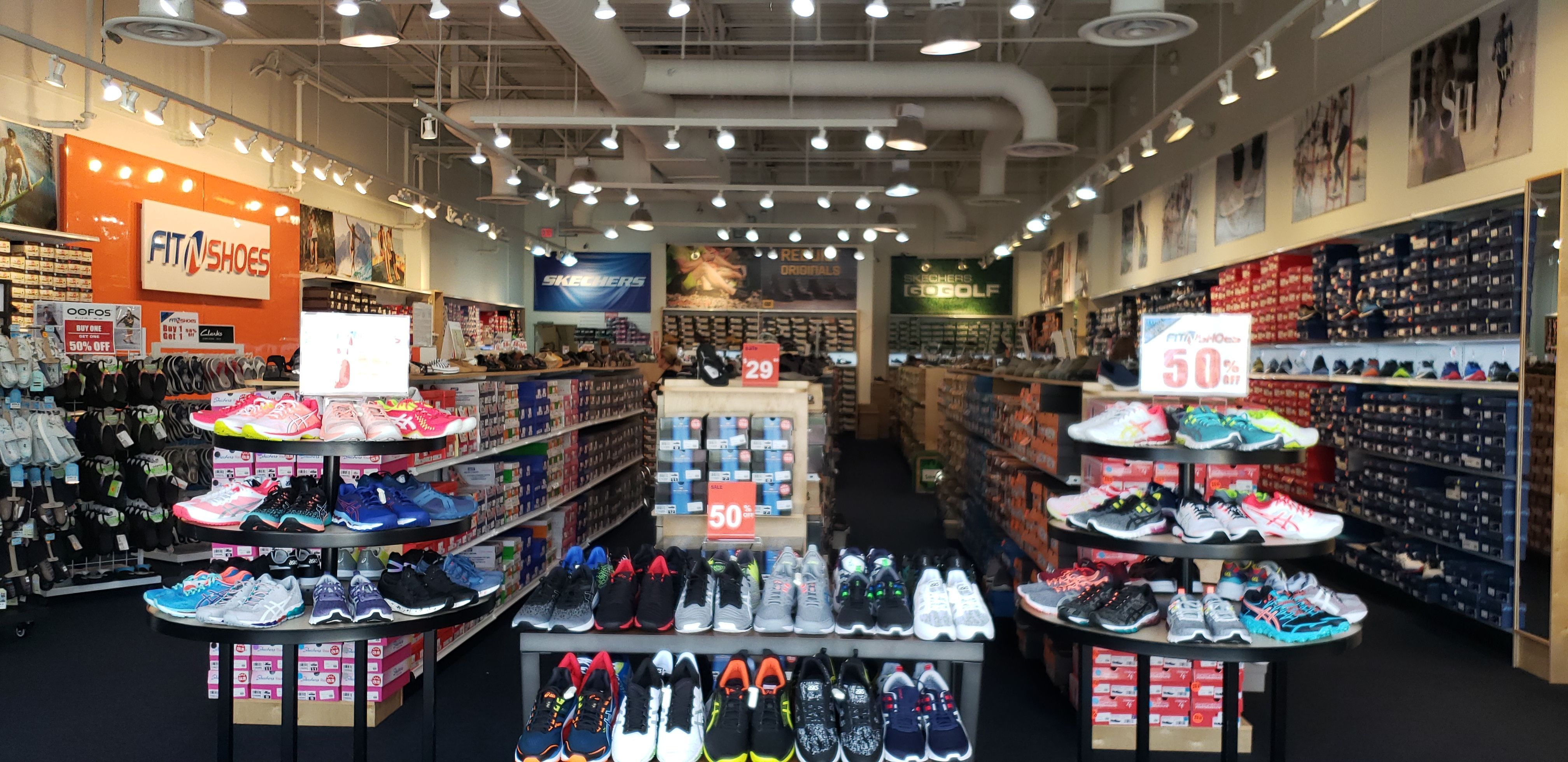 Fit N Shoes up to 50 off entire store! Vionics buy one