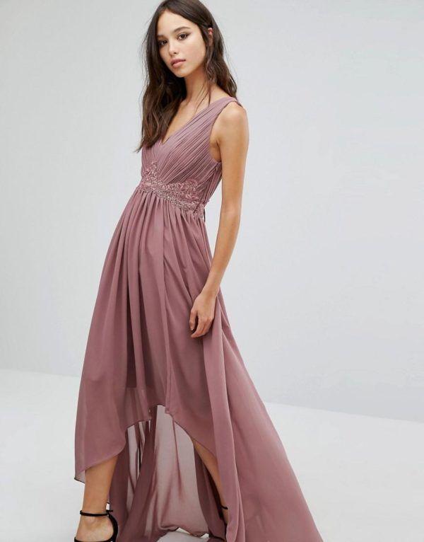 Vestidos para fiestas otono 2018