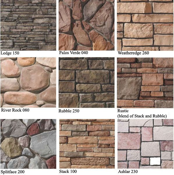 natural stone corner propane fireplace | Archie's Stone and ...