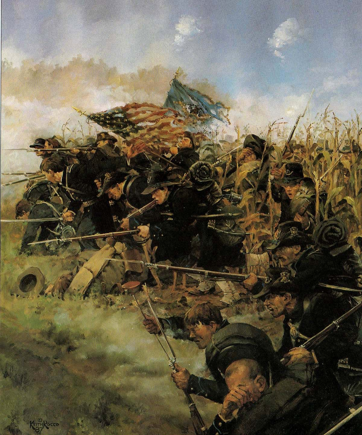 battle of antietam - HD 1200×1444