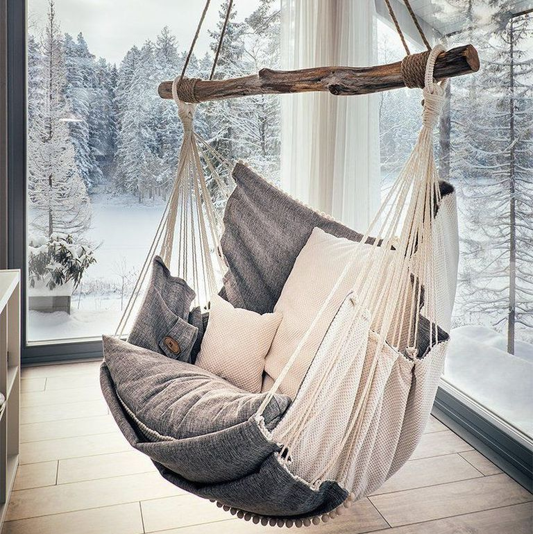 You'll Want to Hang Out in These Hammock Chairs All Summer Long