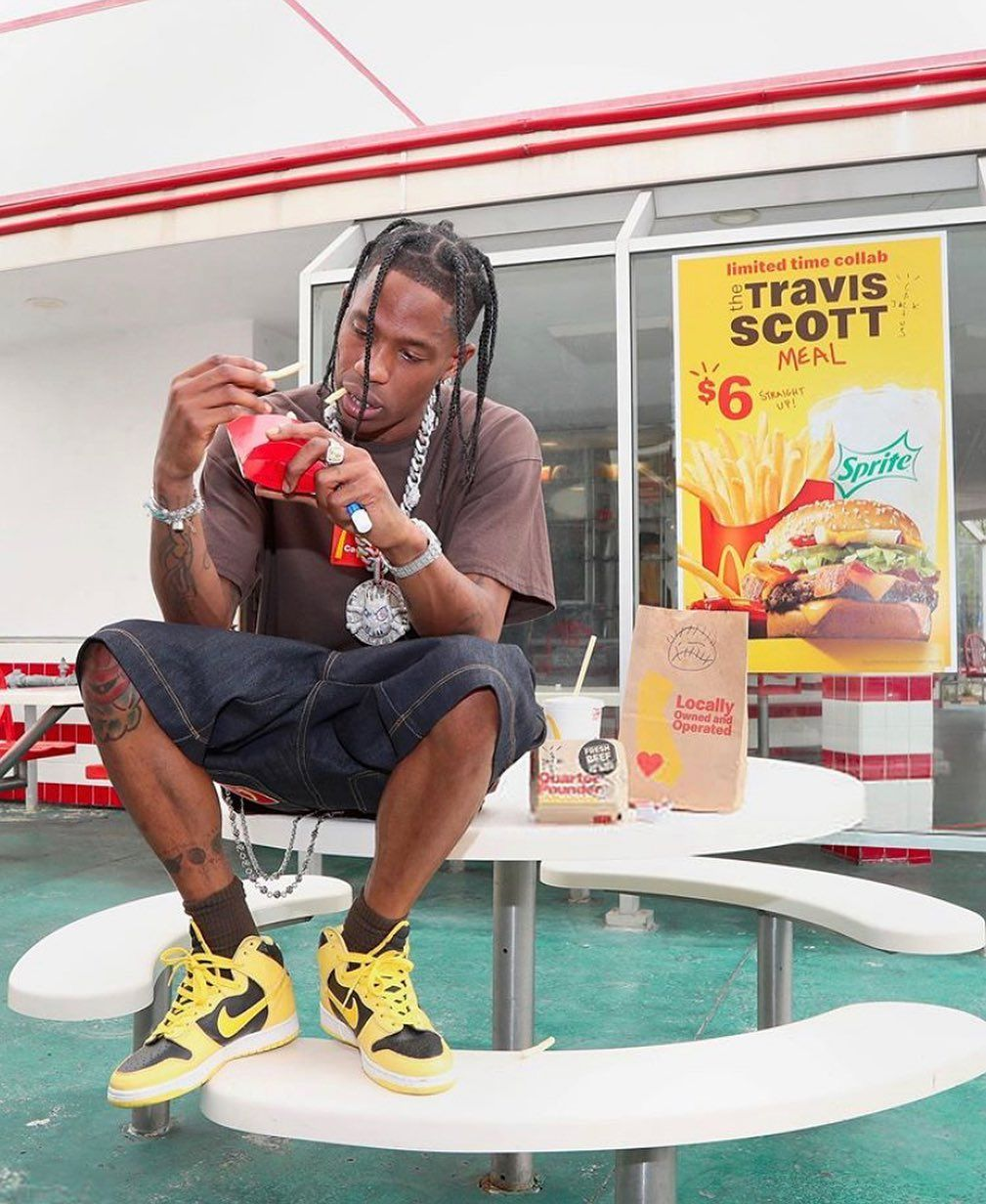 "Got That Hip Hop on Instagram ""TravisScott x McDonalds"