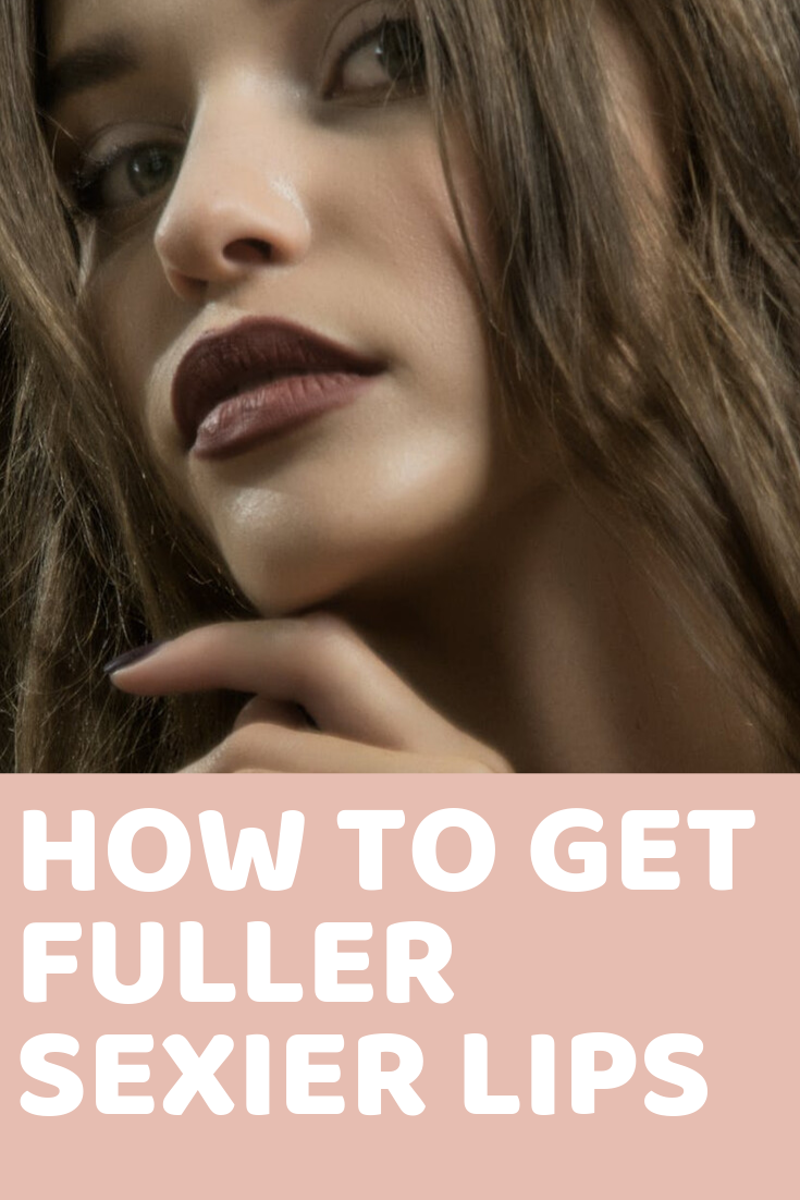 Pin on Fuller lips naturally