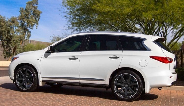 2016 infiniti qx60 rear view lisa pinterest cars luxury suv and zoom zoom. Black Bedroom Furniture Sets. Home Design Ideas