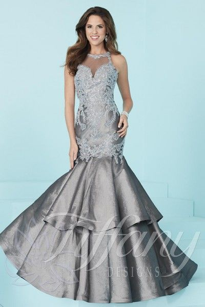 fcba5665229 Tiffany Designs -16211 prom pageant dress - International Prom Association