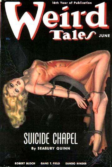 Vintage pulp girls tied images 674