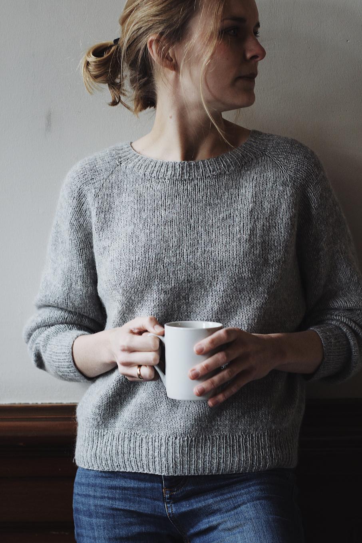 Photo of Kein Schnickschnack Pullover – Tricot et crochet – Water