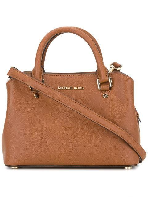 5af4c3e0ea22c Michael Michael Kors Bolsa tote modelo  Savannah    Wishilist Bag ...