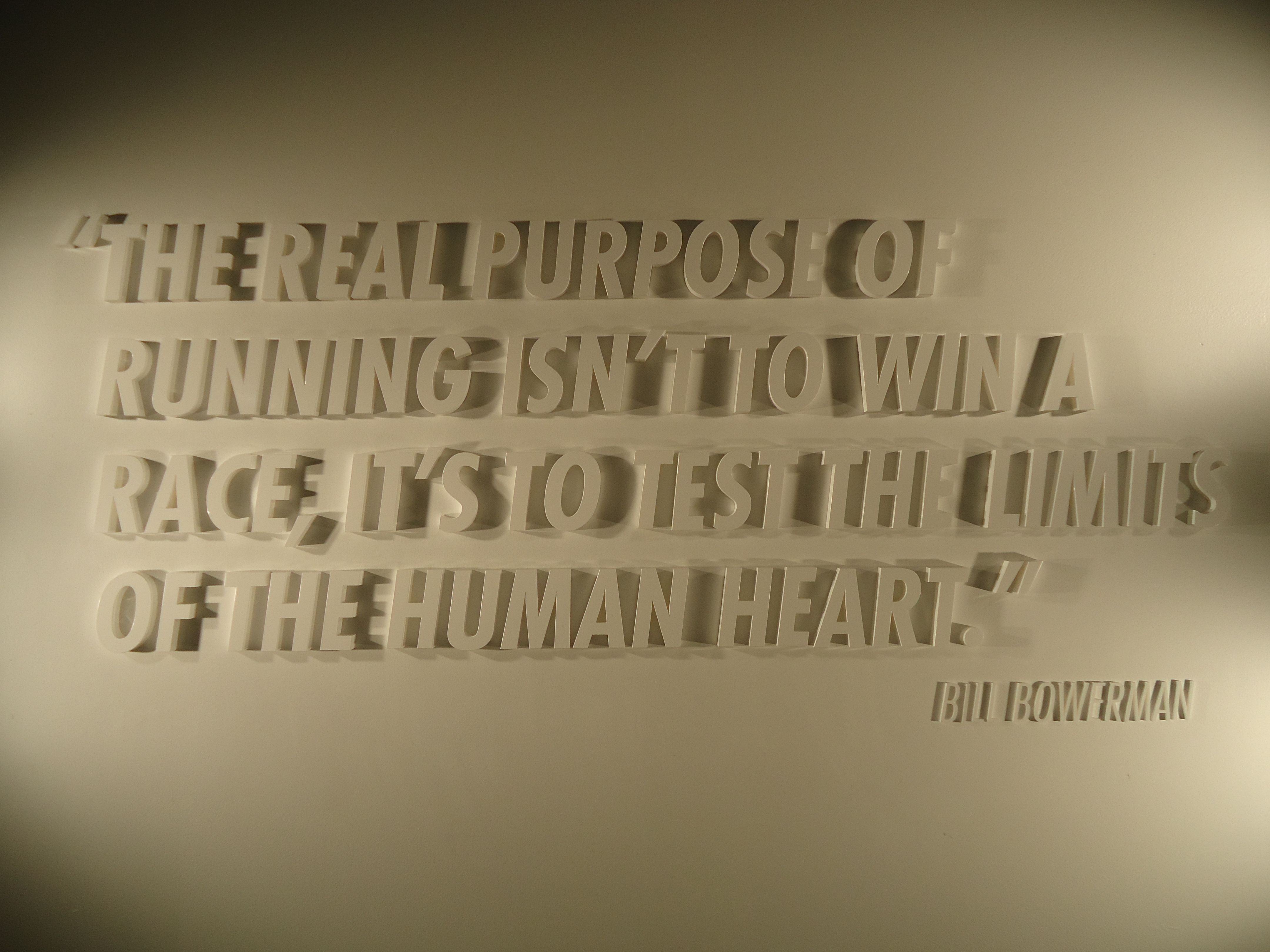 Quote Nike Store NYC