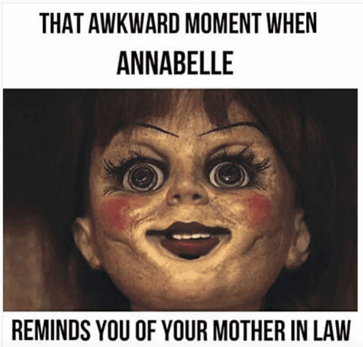 20 Awfully Funny Mother In Law Memes Sayingimages Com Mother In Law Memes Funny Memes About Life Awkward Moments