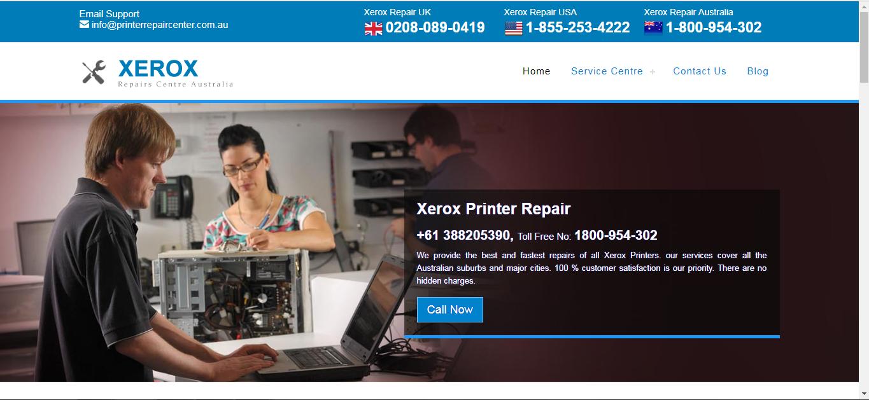Xerox Printer Repair Centre Within Your Reach Printer Repair