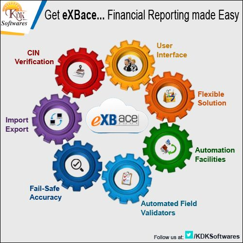 Can you make the right choice? Choose eXBace to convert your - financial statements