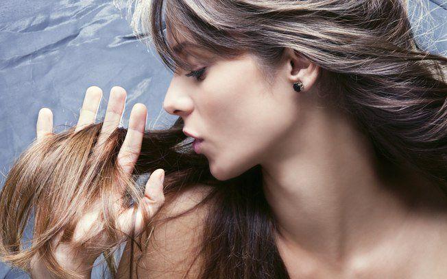 Pele e cabelos no tempo seco Cabelo, Produtos de cabelo