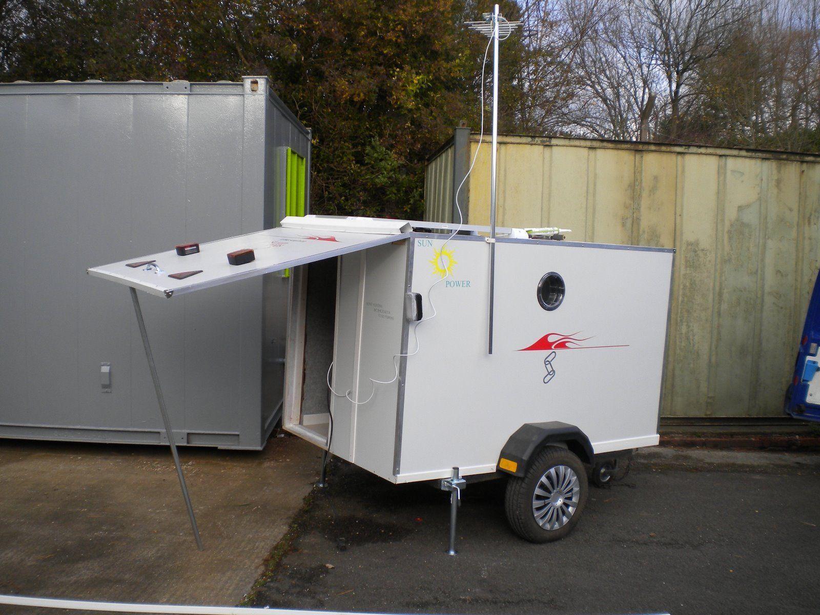 Teardrop micro caravan | My trailer | Camper trailers