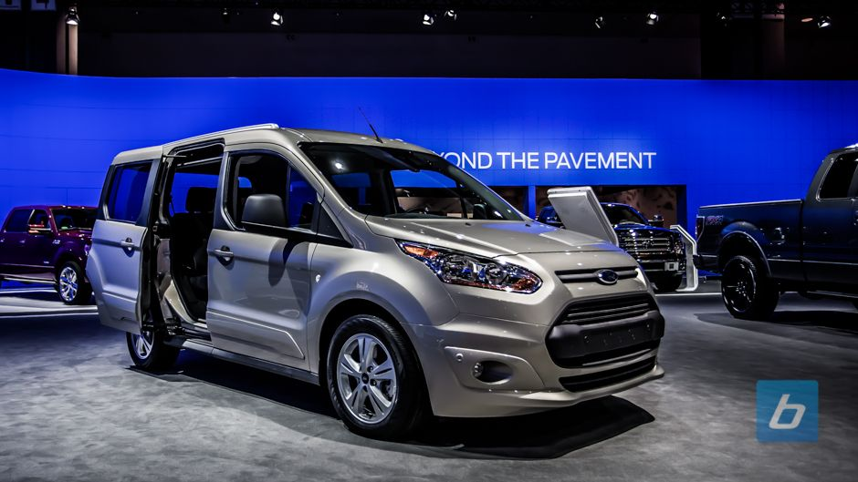 2014 Ford Transit Connect Wagon Gets 7 Seater Option Ford
