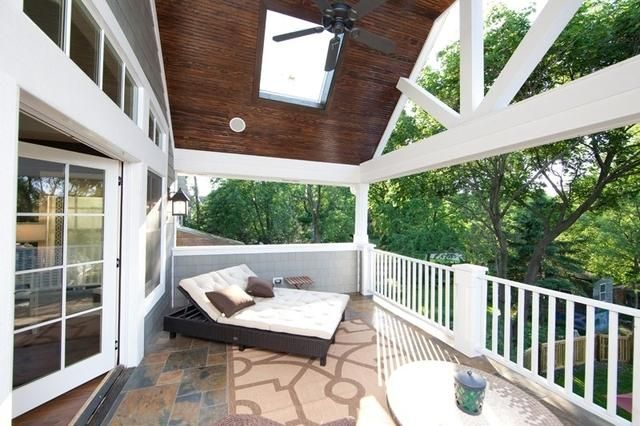 Awesome Deck Off The Master Bedroom House With Porch Home Builders Master Suite Addition