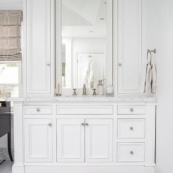 Arch Inset Vanity Mirror With Images Master Bath
