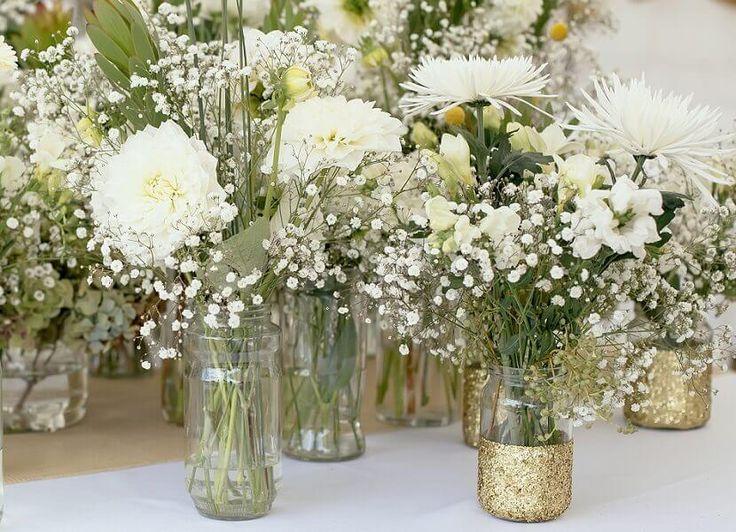 Hochzeitsdeko selber machen – 5 einfache Blumendeko-Ideen für die Hochzeit Hochzeitsdeko selber machen – 5 einfache Blumendeko-Ideen für die Hochzeit