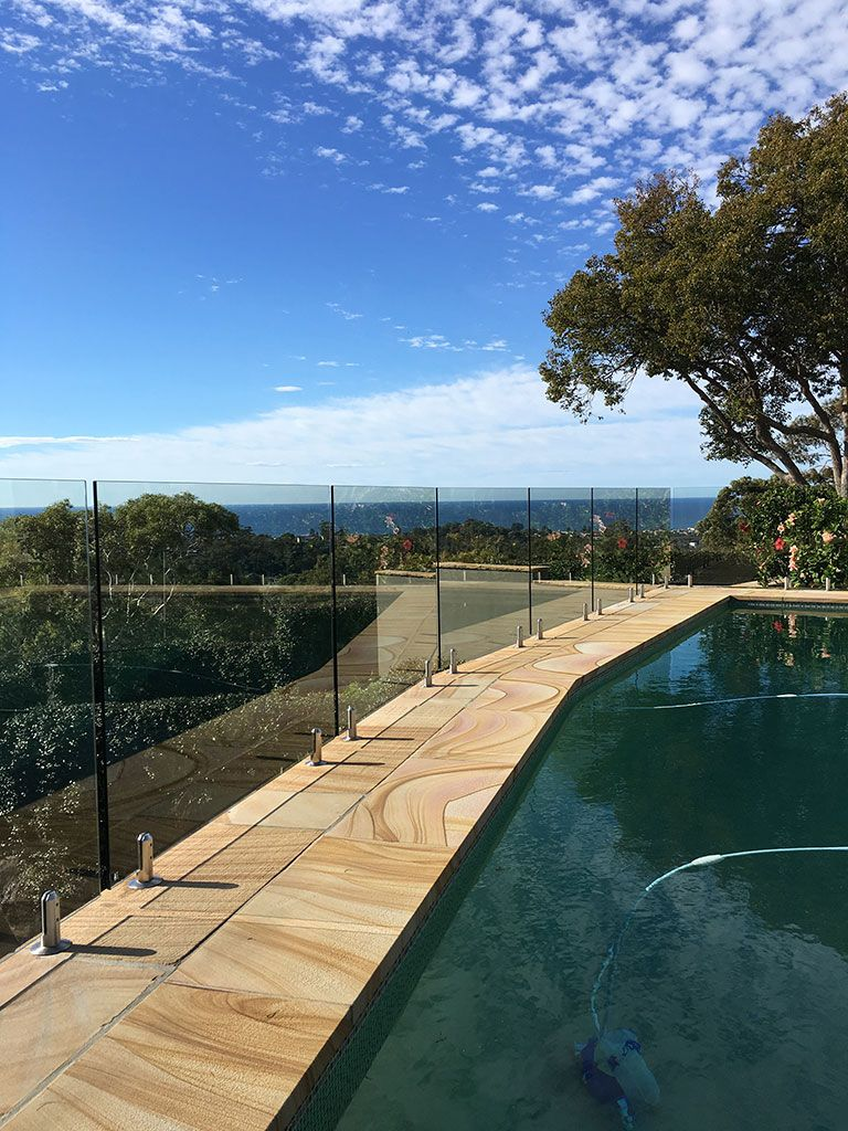 Pool Fence Ideas (For Inground And Above Ground Pool