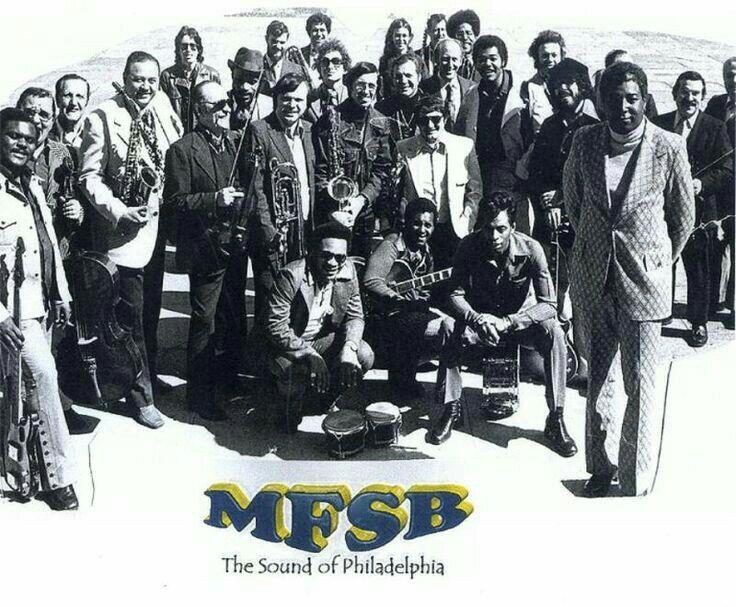 Resultado de imagen de MFSB happy days disco - old people