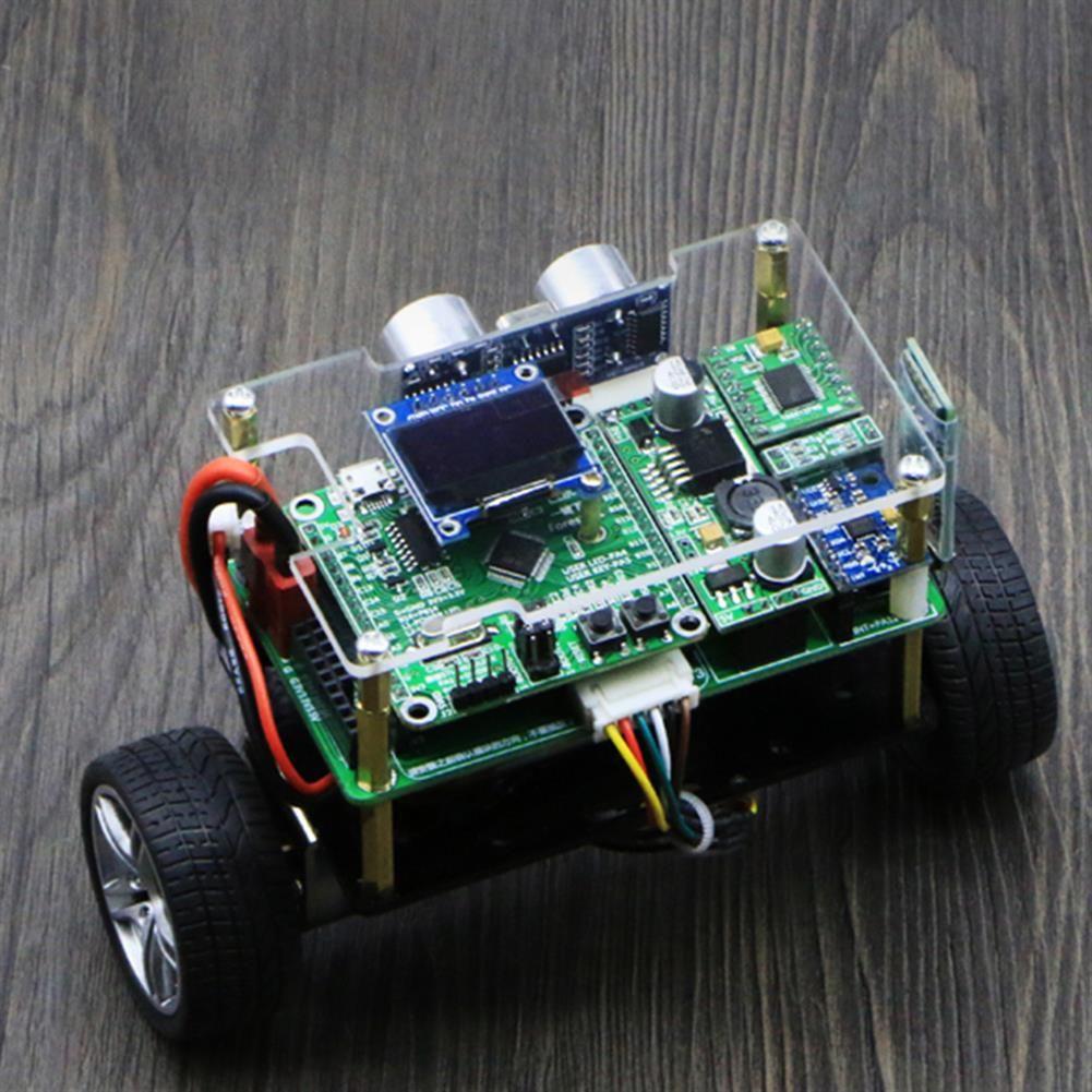 DIY STM32 Smart RC Balance Car bluetooth APP Control